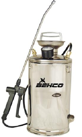 سمپاش 6 لیتری استیل کولی بهکو BEHCO