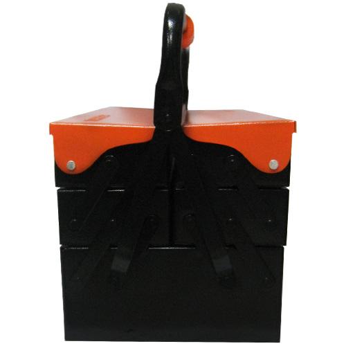 جعبه ابزار تنسر مدل 503 سایز 50 سانت 3 طبقه