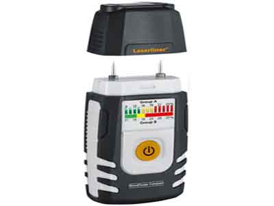 رطوبت سنج چوب لیزر لاینر مدل 082.004A