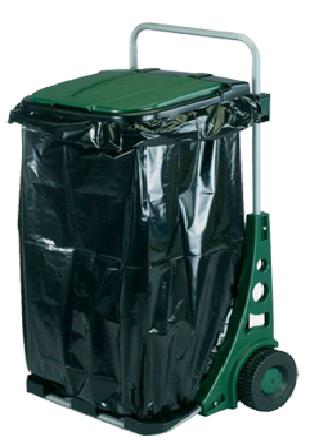 چرخ دستی برای حمل بار و زباله بهکو BEHCO