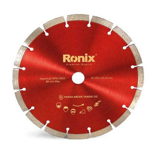 گرانیت بر رونیکس مدل RH-3502 سایز  115 میلیمتری