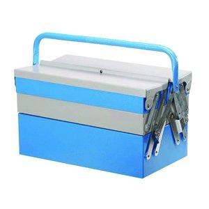 جعبه ابزار ۴۰ سانت ۳ طبقه شاهرخ SHAHROKH