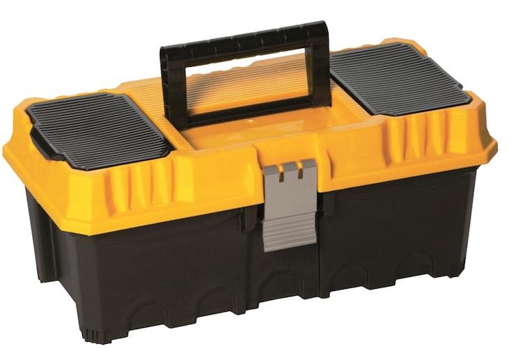 جعبه ابزار پلاستیکی پورت بگ مدل AX.01 سایز 13 اینچ