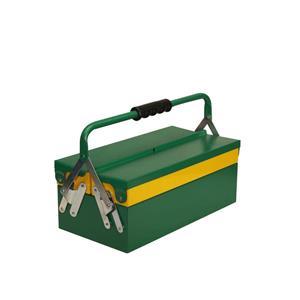 جعبه ابزار دوطبقه ۳۵ سانت ۲ طبقه شاهرخ SHahrokh