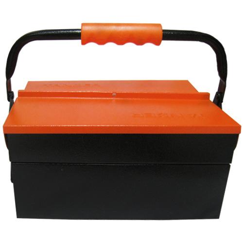 جعبه ابزار تنسر مدل 302 سایز 30 سانت 2 طبقه