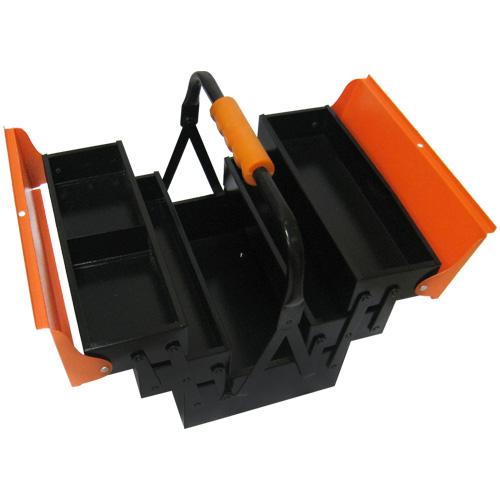 جعبه ابزار تنسر مدل 303 سایز 30 سانت 3 طبقه