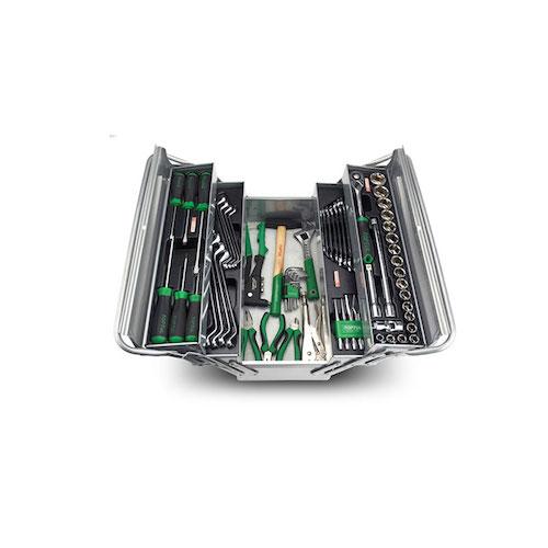 جعبه ابزار کامل تاپ تول مدل GCAZ0021