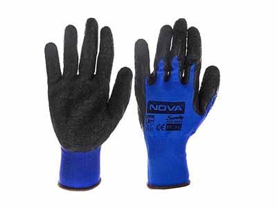 دستکش لاتکس ویژه مدل سندي نووا Nova