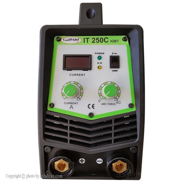 اینورتر جوشکاری 250 آمپر ایران ترانس مدل IT250C