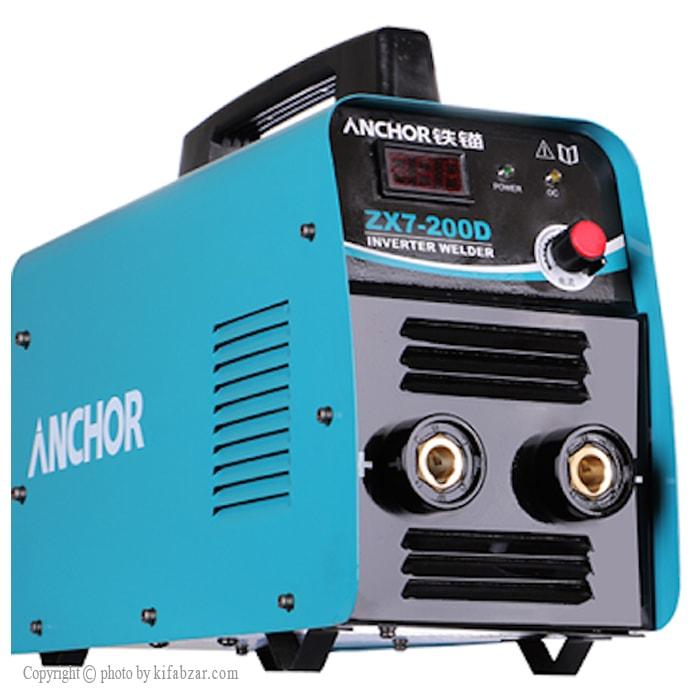اینورتر جوشکاری آنکور مدل 200D