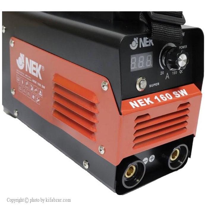 اینورتر جوشکاری مینی نک مدل NEK 160 SW