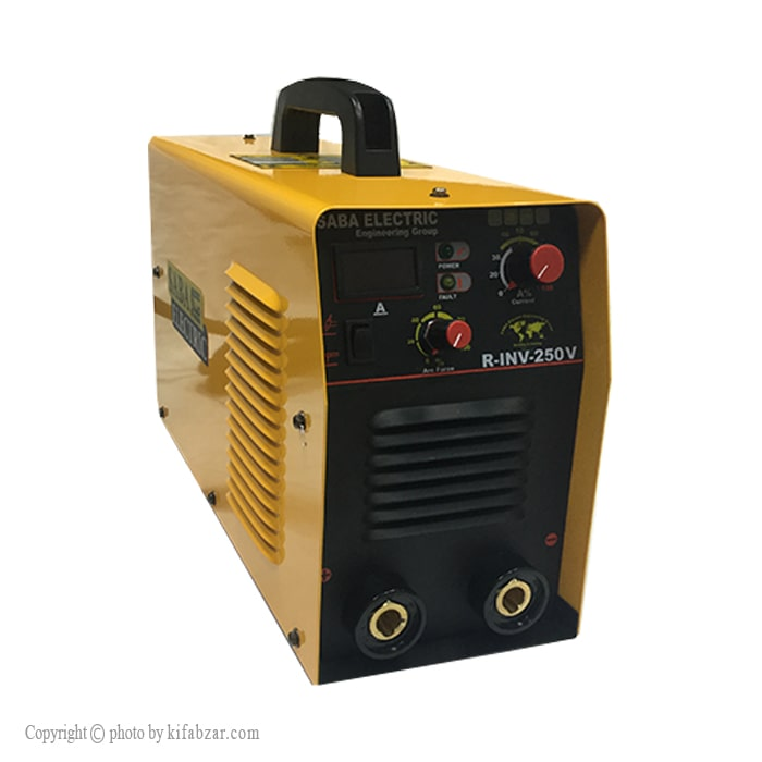اینورتر جوشکاری صبا الکتریک مدل RINV-250-v جریان 250 آمپر