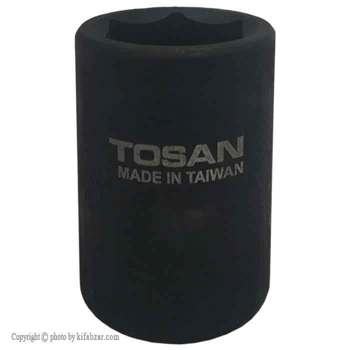 بکس 19 فشارقوی 1/2 توسن مدل TCM-019
