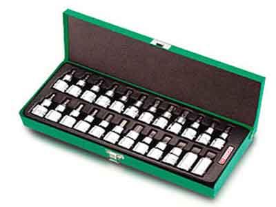 جعبه بکس آلن ، پیچ گوشتی دوسو و چهارسو و ستاره ای تاپ تول
