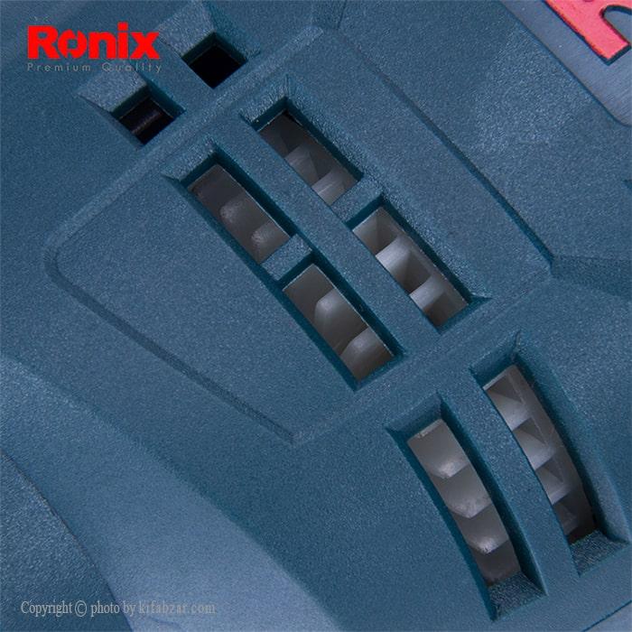 دریل چکشی رونیکس مدل 2121