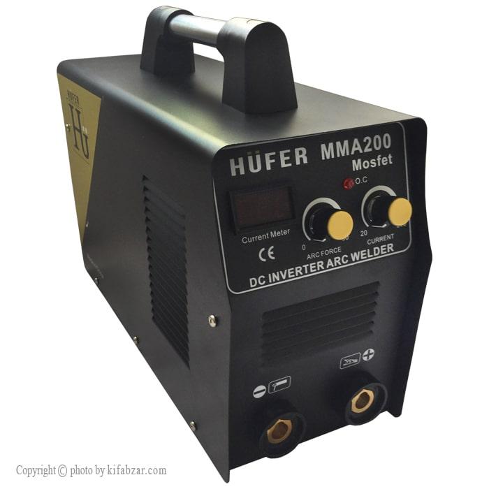 دستگاه جوش 200 آمپر هوفر مدل MOSFET200MMA