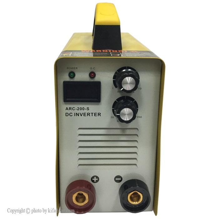 دستگاه جوش 200 آمپر IGBT بست مدل ARC-200S