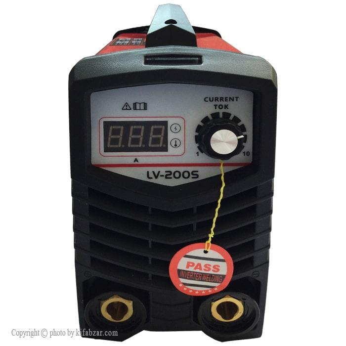 دستگاه جوش ادون 200  آمپر مدل LV-200S