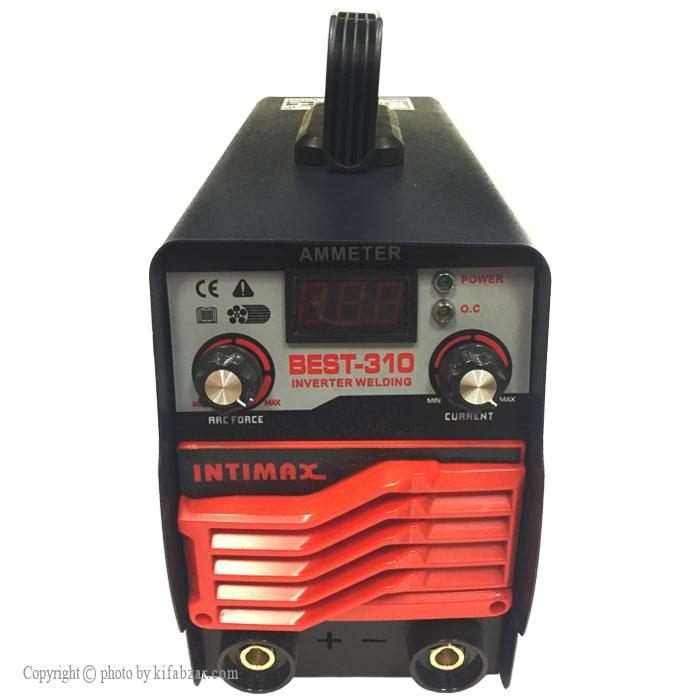 دستگاه جوش اینتی مکس مدل BEST-310
