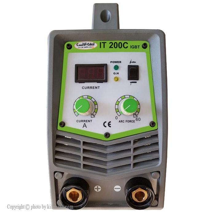 دستگاه جوش ایران ترانس مدل IT200C