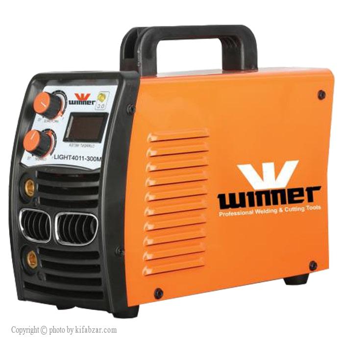 دستگاه جوش ارزان 300 آمپر وینر مدل LIGHT4011-300M