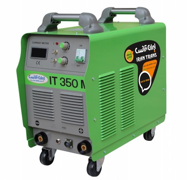 دستگاه جوش اينورتر 350 آمپر ایران ترانس مدل IT350M
