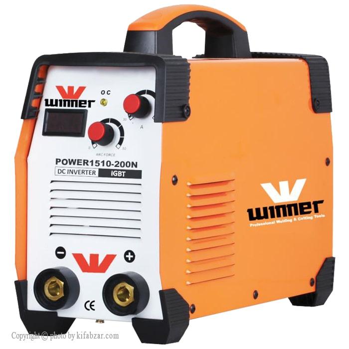 دستگاه جوش وینر 200 آمپر مدل POWER1510-200N