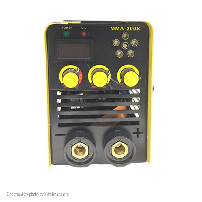 دستگاه جوش یوز مدل MMA-200S سه ولوم