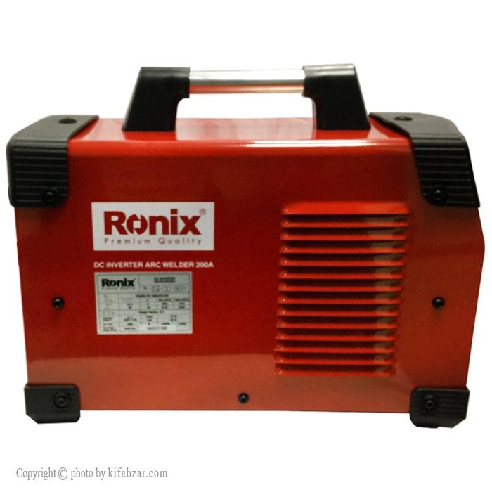 دستگاه جوش رونیکس 200 آمپر مدل RH-4611
