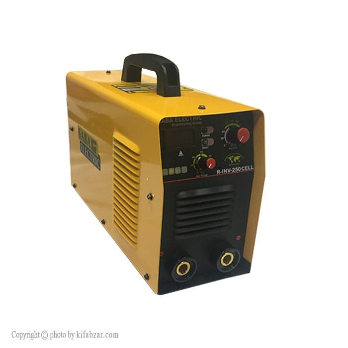 دستگاه جوش صبا الکتریک 250 آمپر سلولزی مدل R-INV-250 Cell