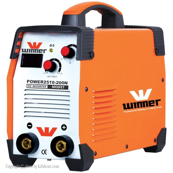 دستگاه جوشکاری 200 آمپر وینر مدل Power 2510-200 N