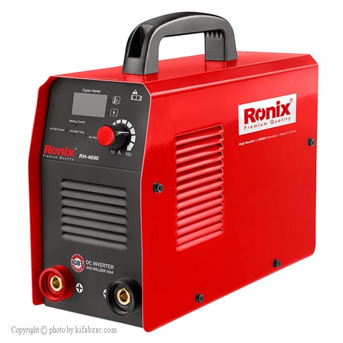 دستگاه جوشکاری رونیکس 160 آمپر مدل RH-4690