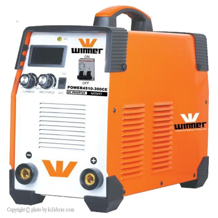 دستگاه جوشکاری300 آمپر وینر مدل POWER4510-300CE