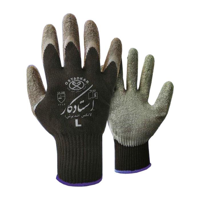 دستکش استادکار مدل ضدبرش