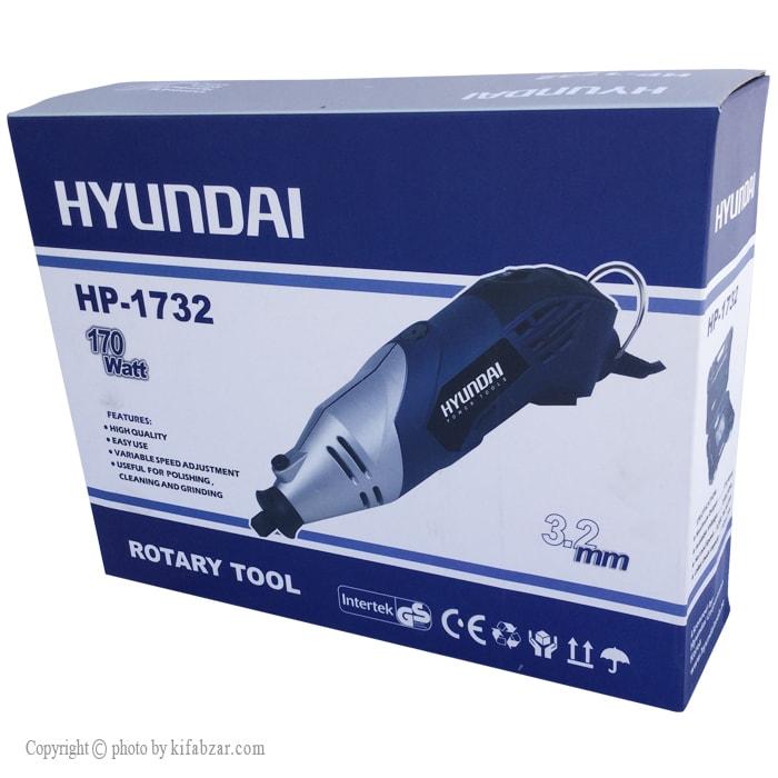 فرز مینیاتوری هیوندای مدل HP-1732