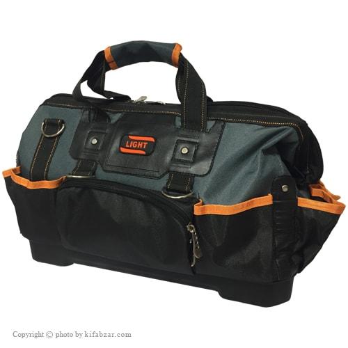 کیف ابزار لایت مدل LB-4621 کف پلاستیکی