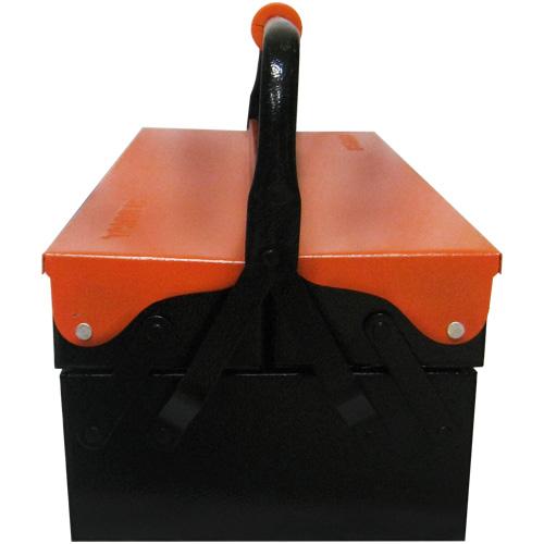 جعبه ابزار تنسر مدل 502 سایز 50 سانت 2 طبقه