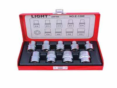جعبه بکس 9 پارچه E لایت LIGHT