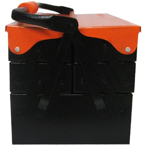جعبه ابزار تنسر مدل 403 سایز 40 سانت 3 طبقه