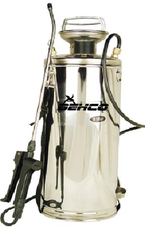 سمپاش 8 لیتری استیل کولی بهکو BEHCO