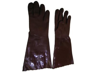 دستکش ضد حلال با مواد شیمیایی اکتی فرش