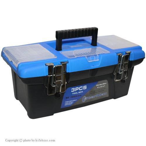جعبه ابزار 14 اينچي استارمکس مدل CTM 9014