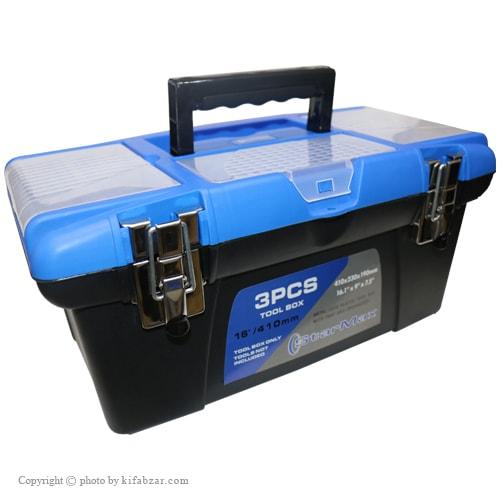 جعبه ابزار 16 اينچي استارمکس مدل CTM 9016