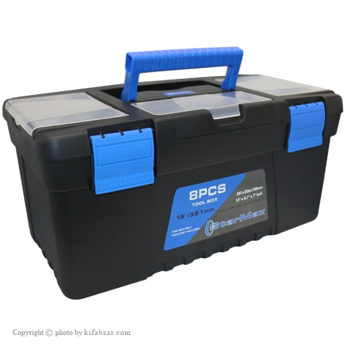 جعبه ابزار استارمکس مدل UP1905 سایز 15 اینچ