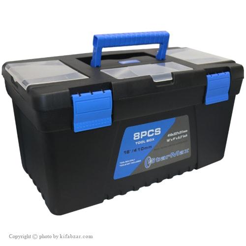 جعبه ابزار استارمکس مدل UP1906 سایز 16 اینچ