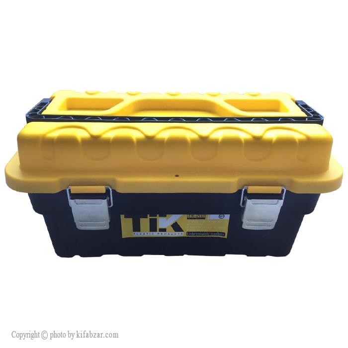 جعبه ابزار پلاستیکی تیک مدل TIK-202