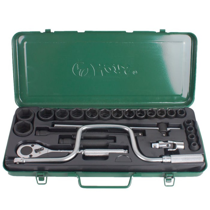 جعبه بکس 24 پارچه هنس مدل 4624MTR4 مشکی