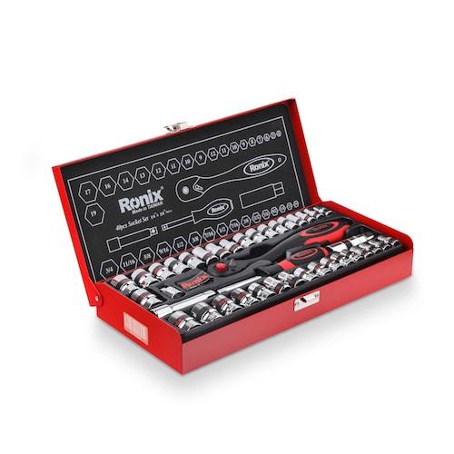 جعبه بکس رونیکس مدل RH2640  سایز  40 پارچه شش گوش