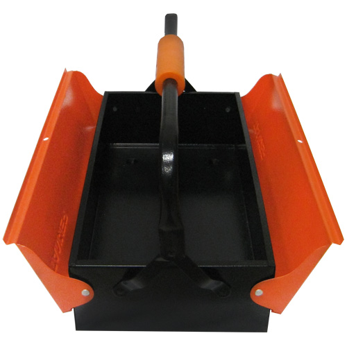 جعبه ابزار تنسر مدل 401 سایز 40 سانت 1 طبقه
