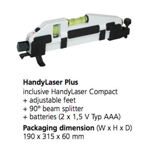 تراز لیزری نقطه ای لیزرلاینر مدل 025.04.00A
